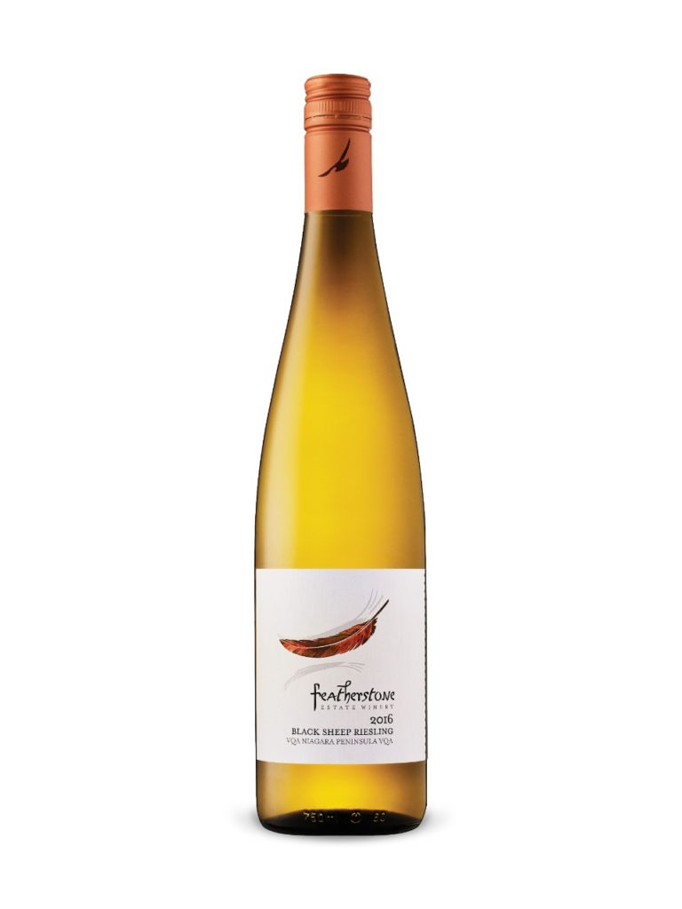 Featherstone Black Sheep Riesling