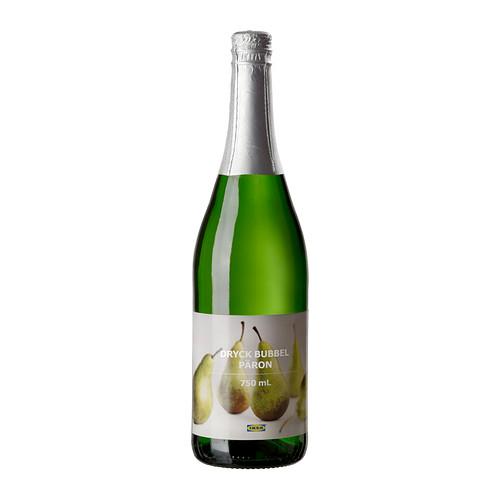 IKEA_dryck-bubbel-paron-sparkling-pear-drink
